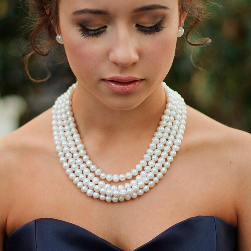 Collar de perlas EMOTION